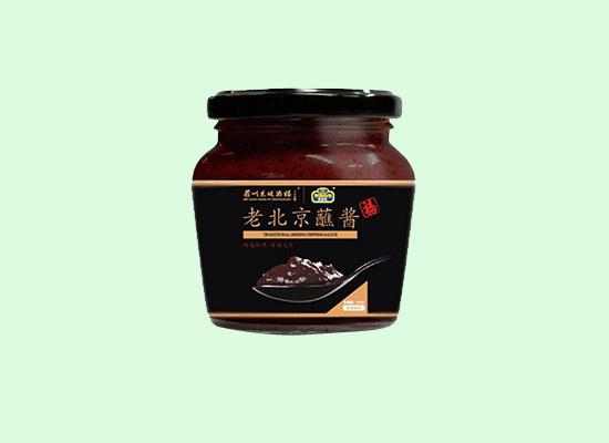 老北京蘸酱味道纯正,做中国味道的调味酱!