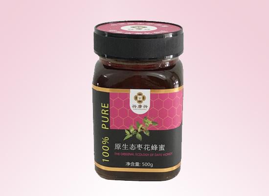 兴唐兴枣花蜂蜜原生态更营养,甜而不腻让你享受健康