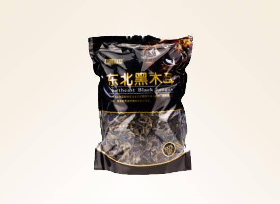 九鑫山珍东北黑木耳地道味更鲜,绿色无公害享受健康食品