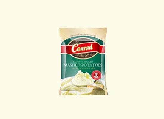 康莱纳精心调制西式土豆泥,让你快速享受西式美味!