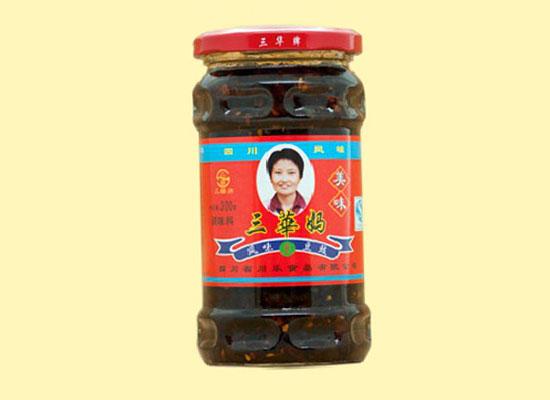 川乐食品推出香辣蘸酱,玩转新一代健康辣酱