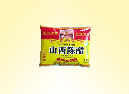 奥升陈醋注重品质发展,打造创新型老陈醋!