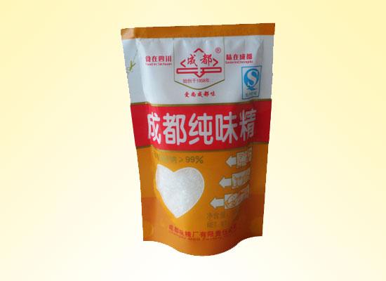 成都味精厂专注味精产品研究,注重品质快速发展!