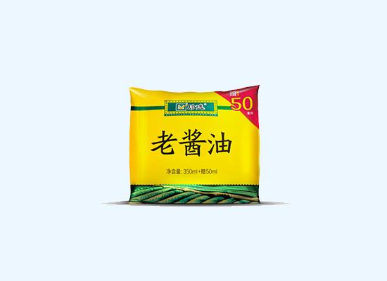 珍选老酱油东北传统风味,重温回忆中的老味道!