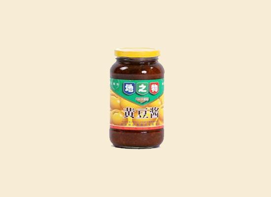 厨留香黄豆酱拌饭吃味道好,下饭菜的好选择!