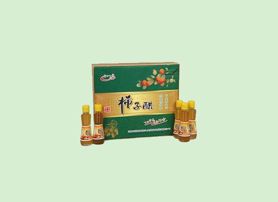 九大聚仙农贸专注于酿造洞藏柿子醋,做你的新选择!