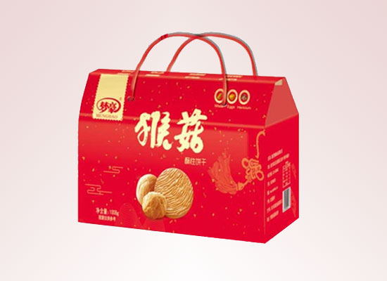 梦豪猴姑饼干为爱而战,健康美味激情开撩