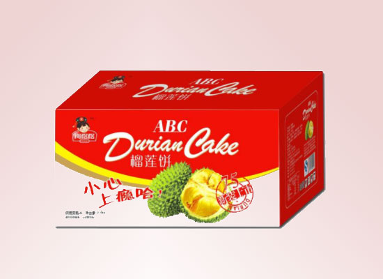 凯曼达榴莲饼:发掘美味的无限可能,让美味在口中传递