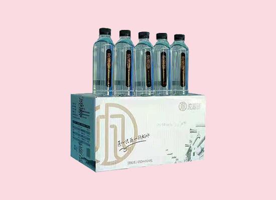 沈源泉匠心只为一瓶好水,活化水质量更健康!