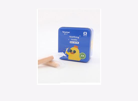 童乐贝婴幼儿磨牙棒做孩子喜欢,家长放心的休闲饼干!