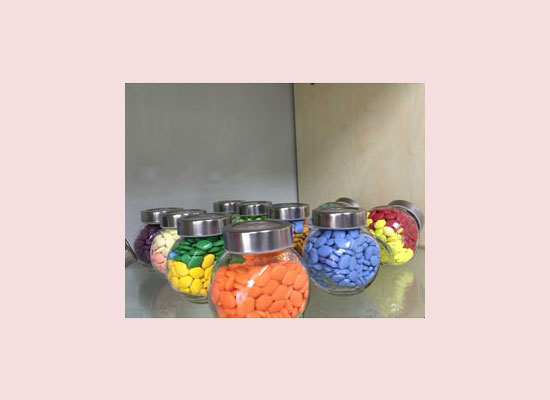正广七色彩虹压片糖果,做孩子们的贴心零食