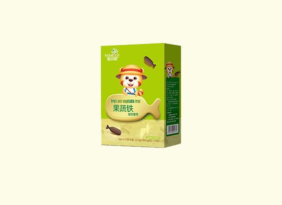 诺贝臣凝胶糖果富含铁元素,食疗补充身体所需!