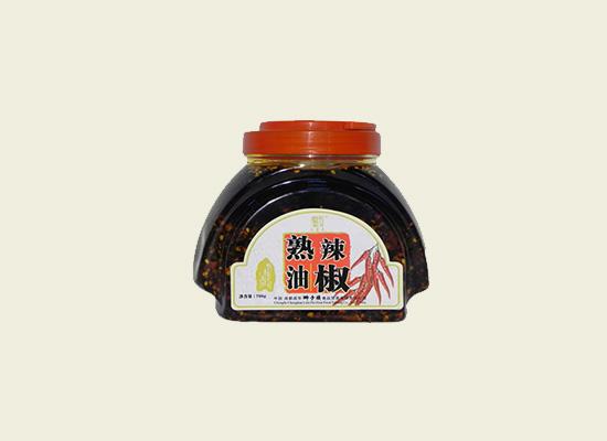 狮子楼熟油辣椒味道香辣又下饭,全面保障消费者口味需求!