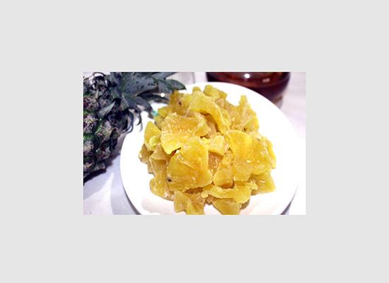 以新鲜食材作为原料,打造优质果干食品