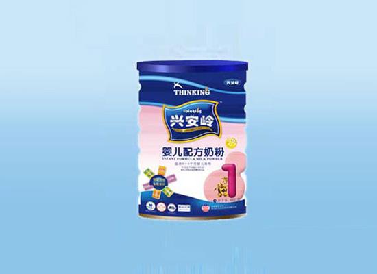 兴安岭婴儿奶粉采用湿法工艺生产,保留牛奶新鲜度!