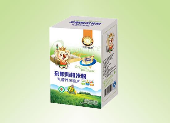 榔牌食品立足于鱼米之乡,让杂粮有机米粉为你带去健康