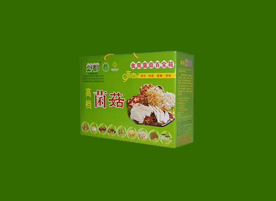 充分利用基地生态条件优势,打造健康菌菇食品
