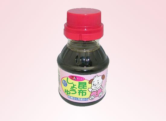 赤桓食品专注婴儿食品,打造适合婴儿吃的酱油单品