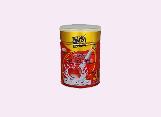 花冠营养乳品专注于配方奶粉研发,把爱带给每个孩子!