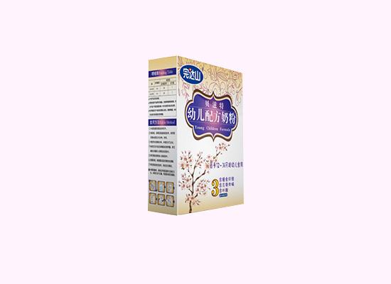 完达山幼儿配方奶粉以生牛乳为原料,做您放心的奶粉品牌!