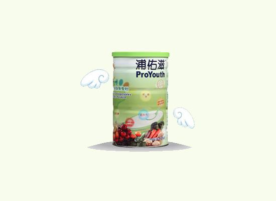 浦佑滋麦粉富含多重营养,十全蔬果味道浓郁!