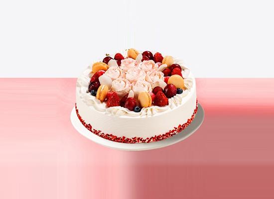 坚守产品质量和营养,将糕点之甜美送到人们身边