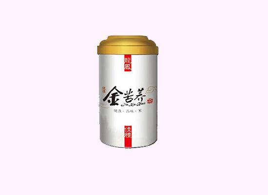 龙凤打造营养金苦荞茶,给你家的温馨感!