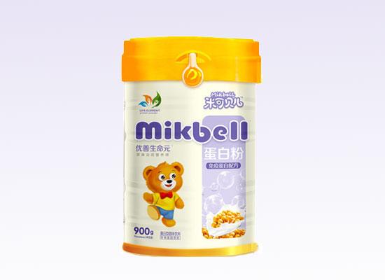 优能营养食品打造天然儿童辅食,让米可贝儿做你的营养师