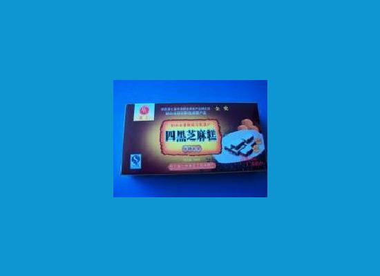 张三芝麻糕多种产品系列,满足消费者多种产品需求