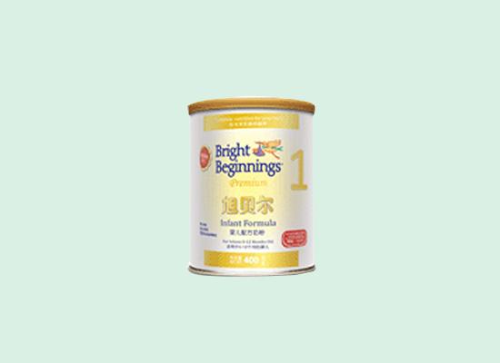 旭贝尔婴儿配方奶粉采用科学配方,做婴幼儿适合的营养食品!