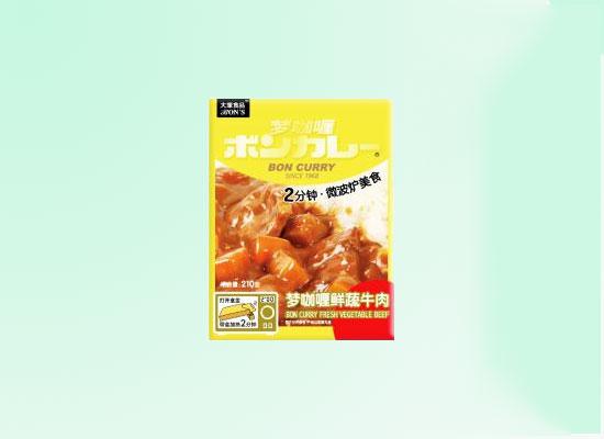 大塚食品,其独特的口味深受广大消费者的喜爱