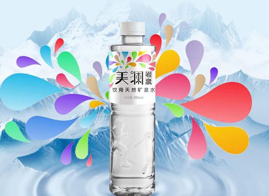 华冠霖矿泉水:采用现代化先进技术,生产高端瓶装矿泉水