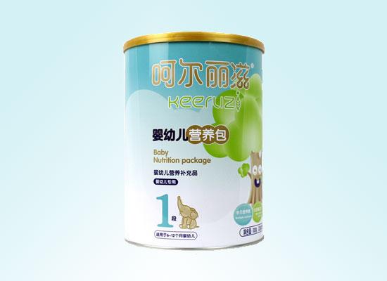 呵尔丽滋专注于婴幼儿产品的研发,用品质扩大品牌知名度