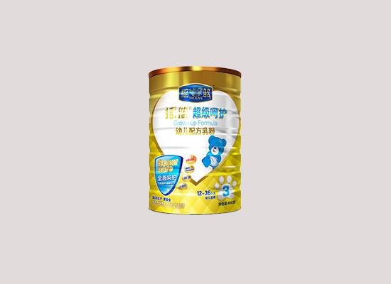 揺篮幼儿配方乳粉选自黄金奶源带,让乳粉质量得到保障!