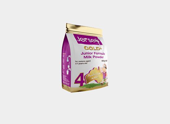 爱薇牛儿童配方奶粉食用方便,补充营养不费劲儿!