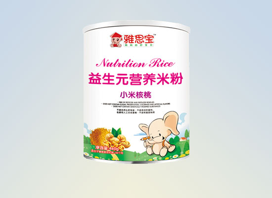 盾硕食品用专业人做专业事,不断推出适合中国宝宝的健康产品