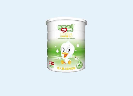 纳乐美婴儿配方奶粉科学添加营养,减少孩子身体负担!