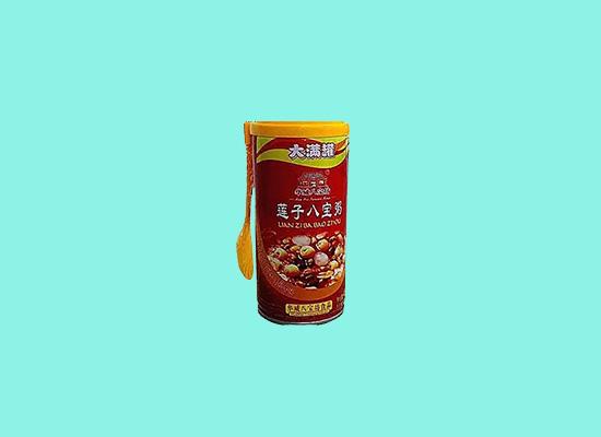 华威八宝坊实业开拓食品饮料市场!