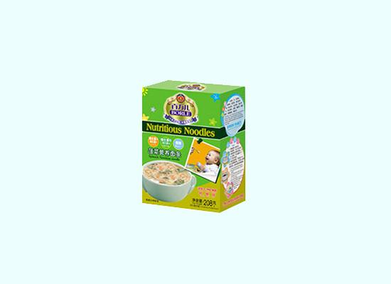 幼儿蔬菜营养面条颜值和口感同在,不仅好吃还很好看!