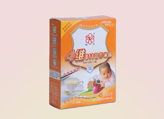 东浦食品采用科学搭配,将更好的婴儿辅食呈现给消费者