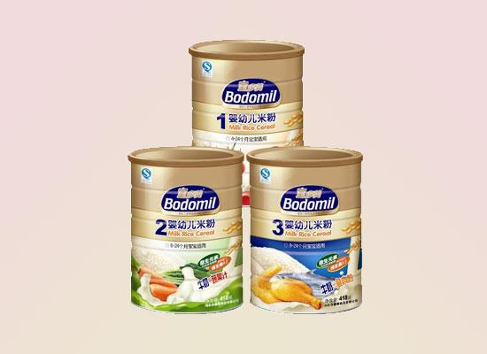 宝宝吃米粉有什么好处?未来食品用品质告诉你答案