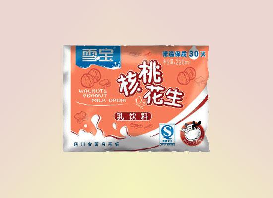 雪宝乳业拥有高品质产品,将健康和营养传递给更多的人