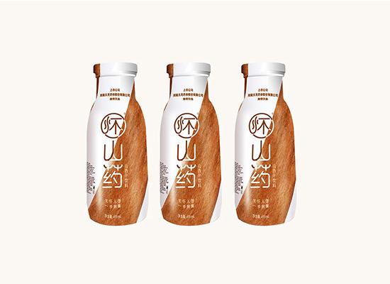 淮山药山药汁饮料颇受欢迎,带你走进健康饮料新时代!