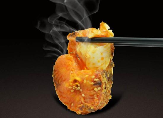 让深海鱼肉来丰富你的餐桌,麻辣鳕鱼块味道真不错!
