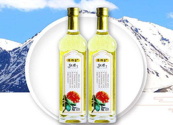 国际交流活动官方指定健康用油,香锦堂红上榜!