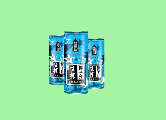 贝克汉隆椰汁饮料,给你带来不一样的味觉体验!