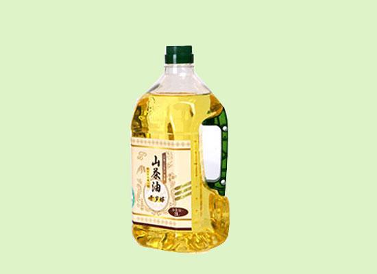 精选茶油,生活有滋有味