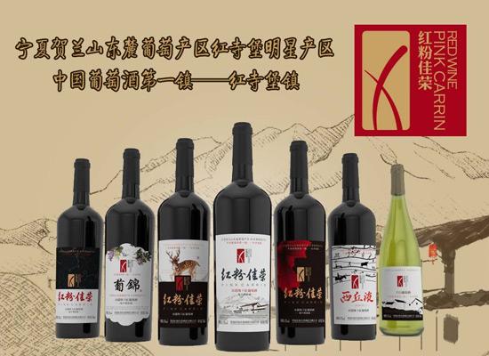 走进宁夏红粉佳荣酒庄,了解一下它的发展历史!