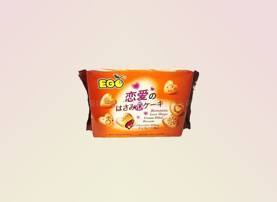 伊香果园专注儿童饼干,将创意与营养完美结合到一起