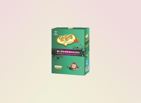 金多维营养米粉风靡了全国,全面满足宝宝营养需求